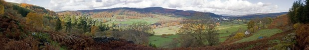 A Dee Valley panorama