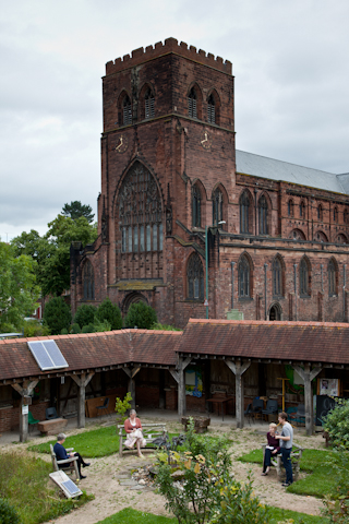 Shrewsbury Abbey, Shrewsbury, Shropshire